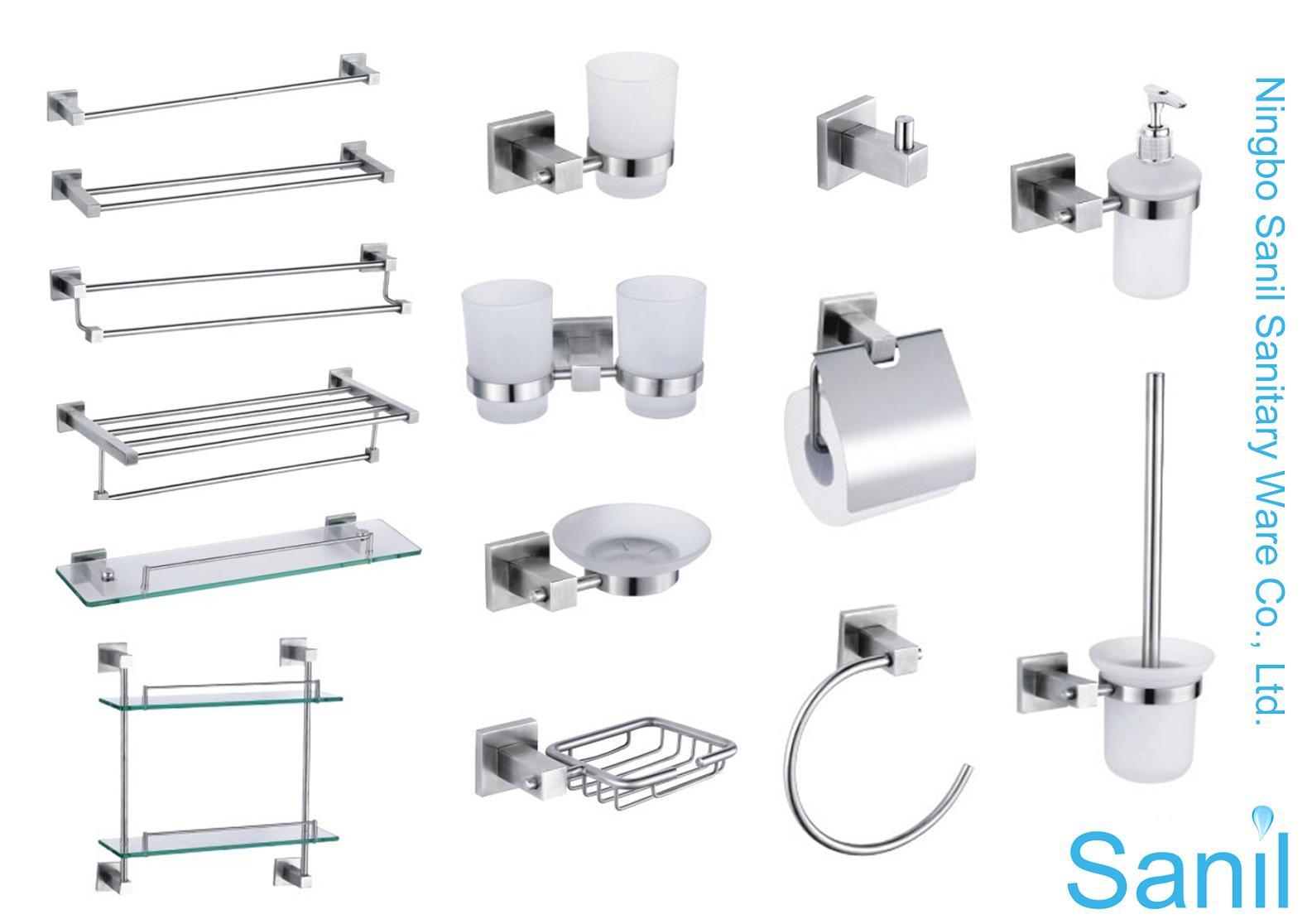 Lindos e práticos acessórios para banheiro Moda e ConfortoModa e  #1585B6 1579x1116 Acessórios Para Banheiro Idosos