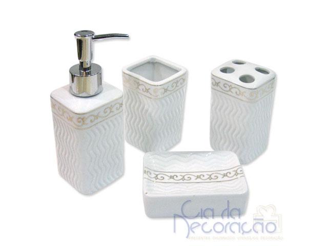 Lindos e práticos acessórios para banheiro  Moda e ConfortoModa e Conforto -> Utensilios Para Decoracao De Banheiro
