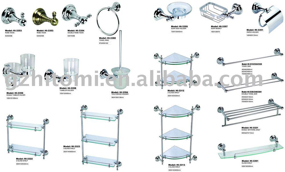 Lindos e práticos acessórios para banheiro  Moda e ConfortoModa e Conforto -> Acessorios Para Decoracao De Banheiro