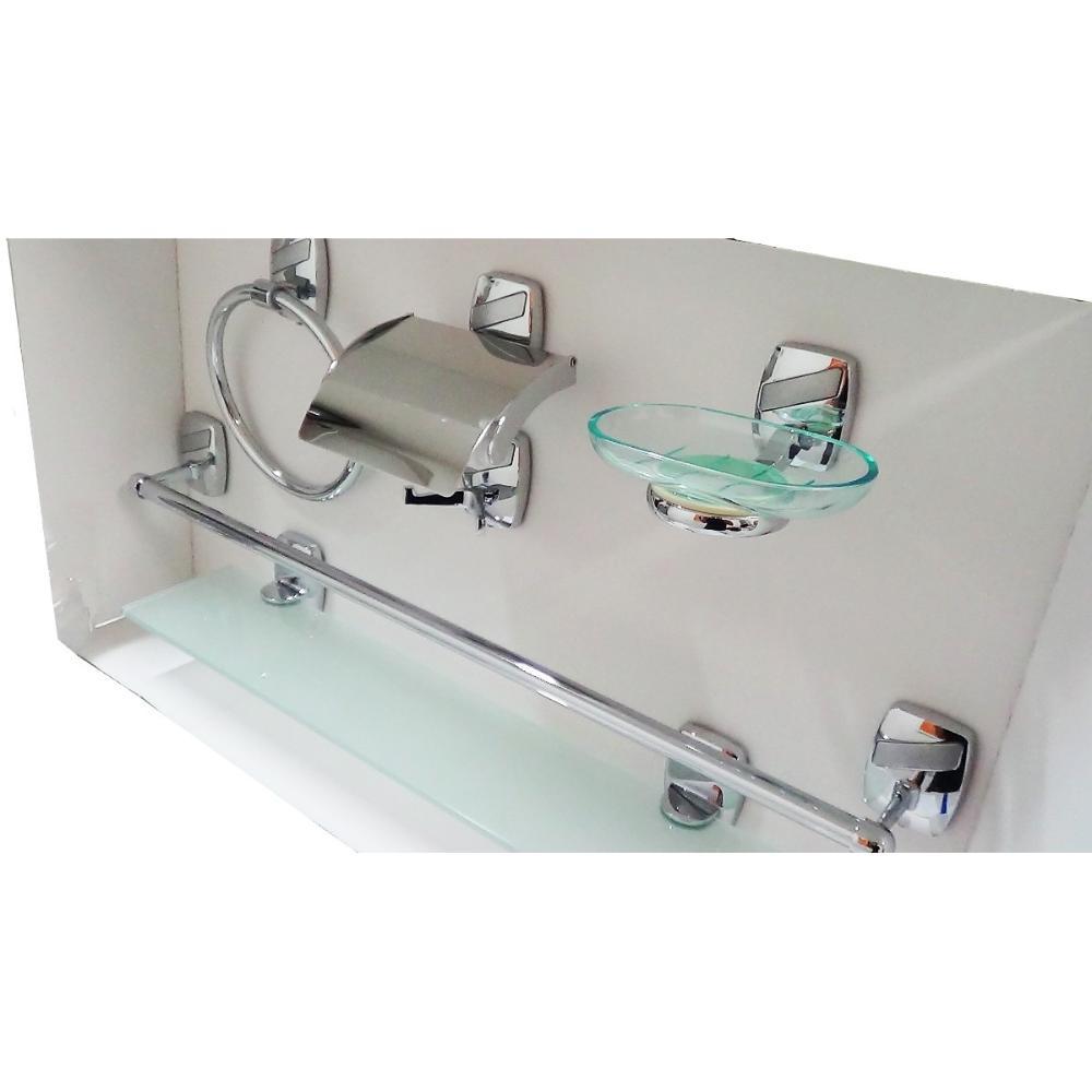 Lindos e práticos acessórios para banheiro  Moda e ConfortoModa e Conforto -> Acessorios Banheiro Moderno