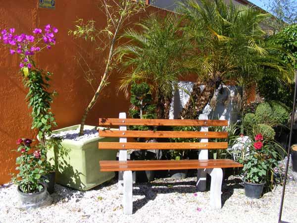 banco de jardim cimento : banco de jardim cimento:Bancos para jardim, modelos inusitados e confortáveis – Moda e