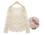 blusa de renda 2014 6