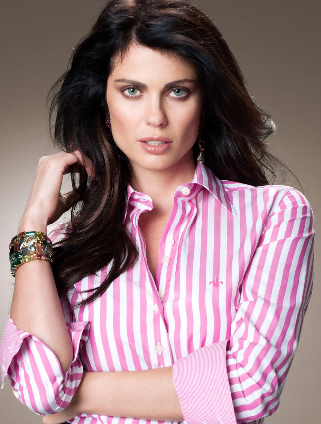 731e5f4ebc4 Camisa feminina da dudalina para mulheres de bom gosto - Moda e ...