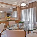 mesa de jantar redonda 3