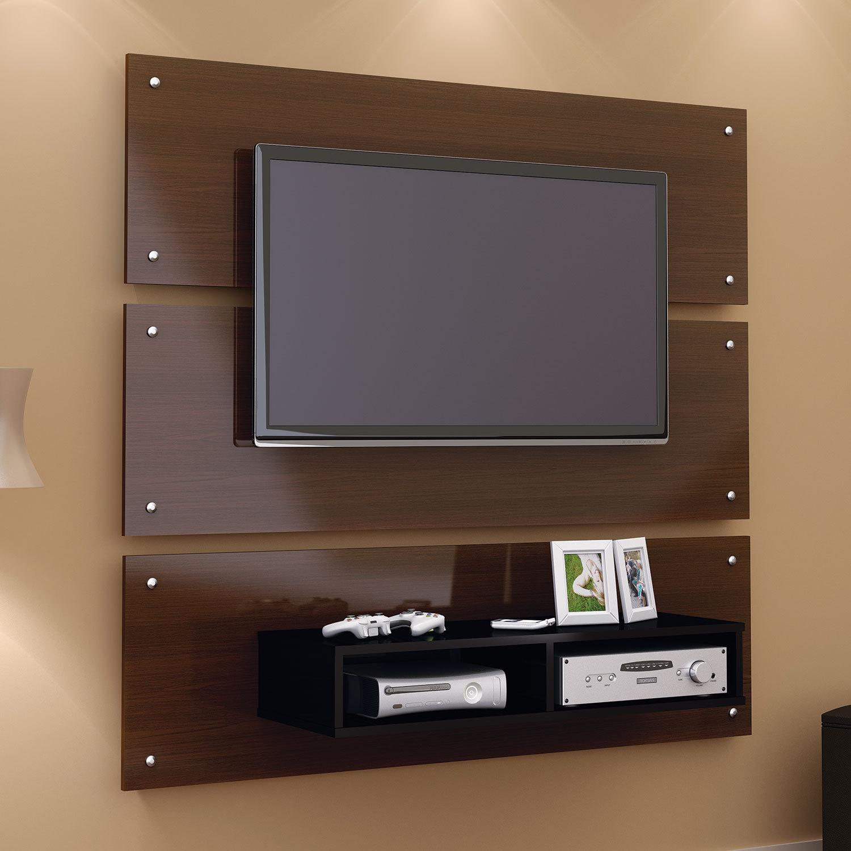 Painel para tv modelos que trazem conforto e charme na sala Moda e  #8F683C 1500x1500