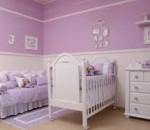 quarto para bebe menina