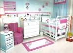 quarto para bebe menina 5