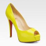 sapato amarelo 4