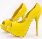 sapato amarelo 8