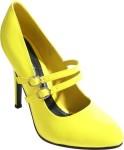 sapato amarelo 9
