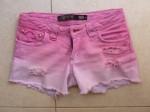shorts feminino colorido 1
