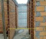 tijolo de vidro para parede 2