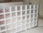 tijolo de vidro para parede 4