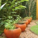 vasos especiais para jardim 9