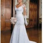 vestido de noiva com renda 8