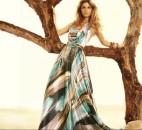 vestido longo florido 2
