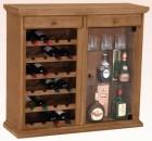 adega para vinho de madeira 4