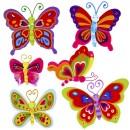 borboletas coloridas 3
