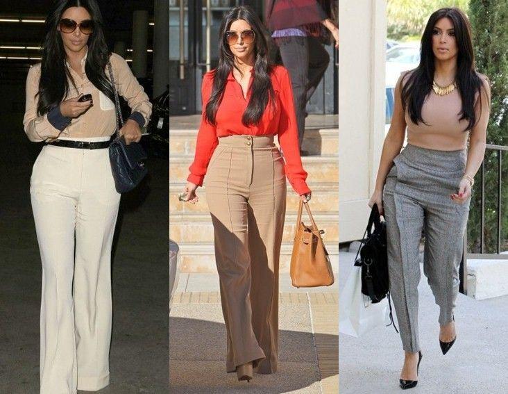 creative kim kardashian outfits elegantes 2017