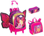 mochila barbie butterfly 1