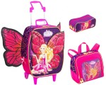 mochila barbie butterfly 2