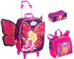 mochila barbie butterfly 2