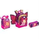 mochila barbie butterfly 6