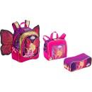 mochila barbie butterfly 8