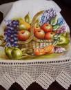 pano de prato pintado  2