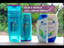 marcas de shampoo de  cabelos oleosos