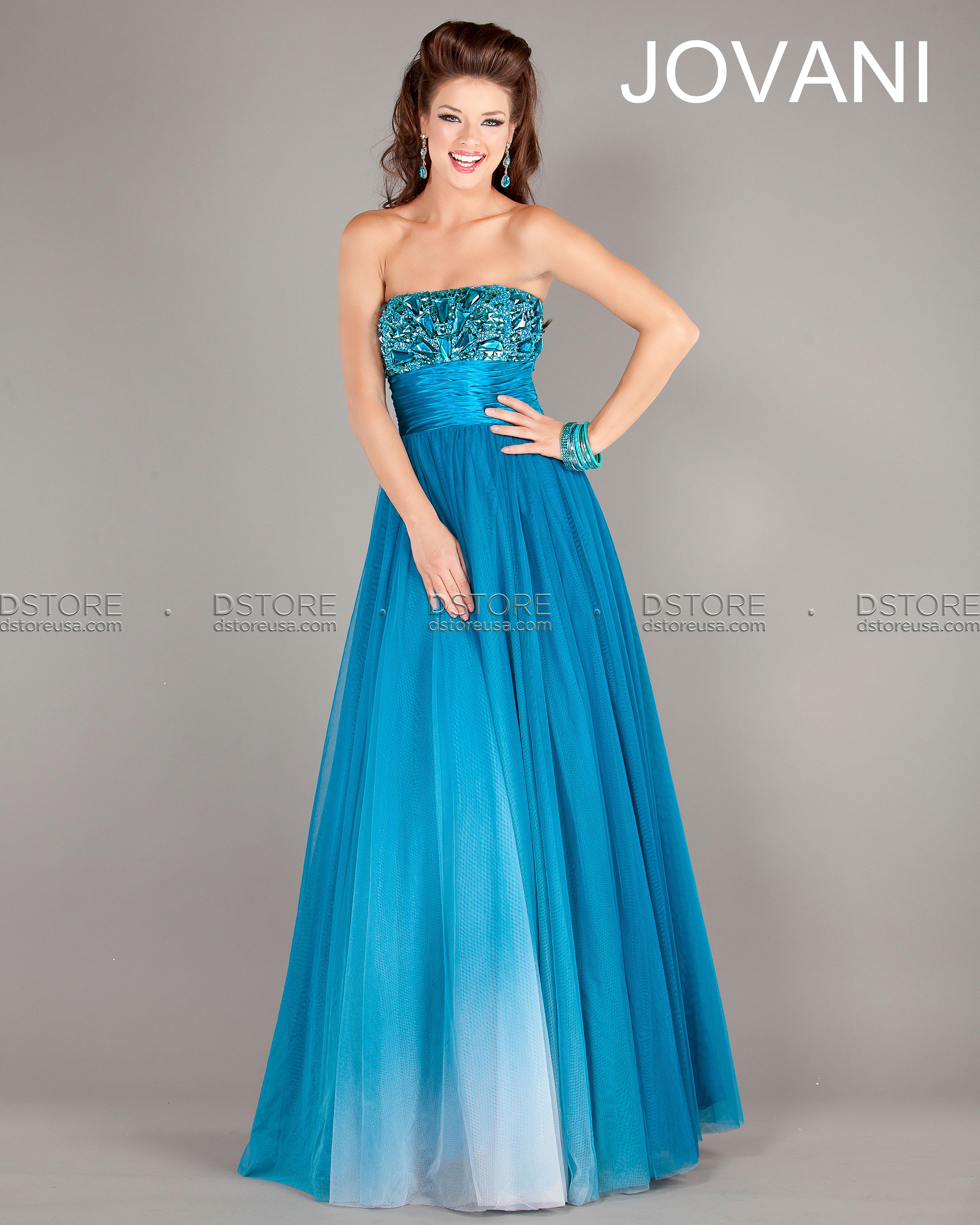 c2768ea748 Use um vestido de festa tomara que caia e fique elegante - Moda e ...
