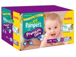 fraldas pampers 2