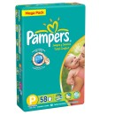 fraldas pampers 8