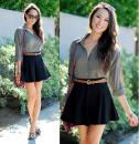 moda feminina saia 2