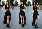 moda feminina vestido curto 4