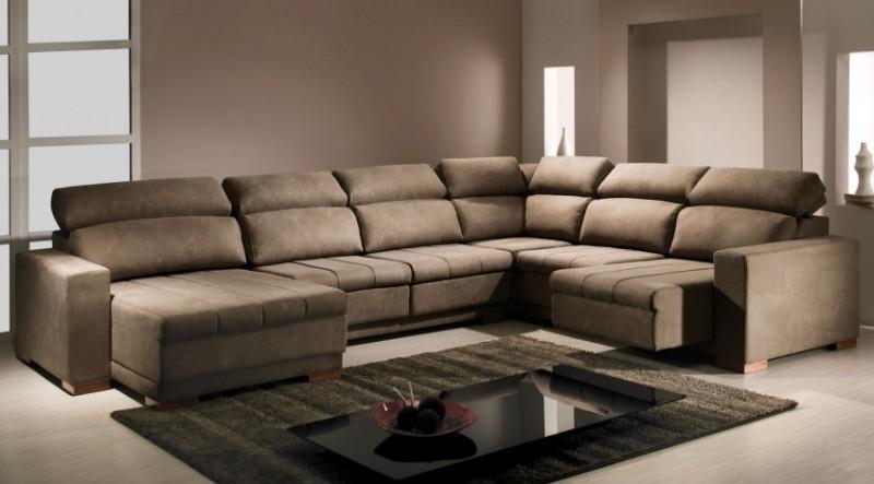 Sof de canto fotos de modelos modernos e uteis moda e - Modelos de sofas modernos ...