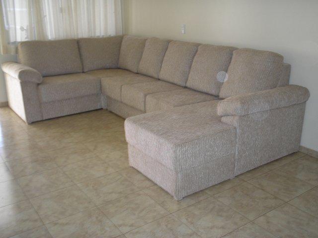 Sala Pequena Sofa De Canto ~ Sofá de canto, fotos de modelos modernos e uteis  Moda e