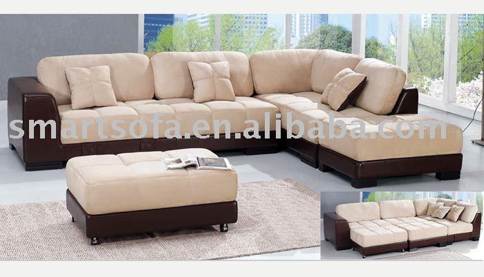 Sof de canto fotos de modelos modernos e uteis moda e - Modelos de sofas ...