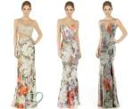 vestidos de festa estampados 1