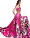 vestidos de festa estampados 5