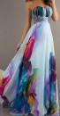 vestidos de festa estampados  8