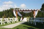 casamento ao ar livre 1