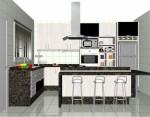 cozinha com ilha 5