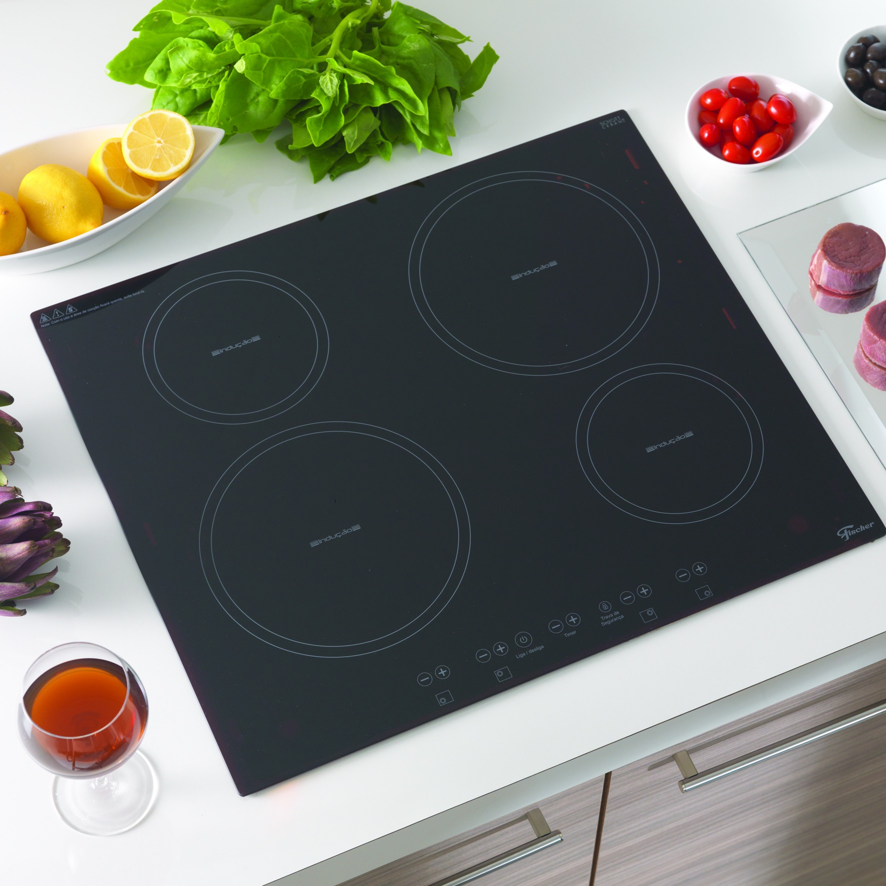 fogao cooktop pratico 5