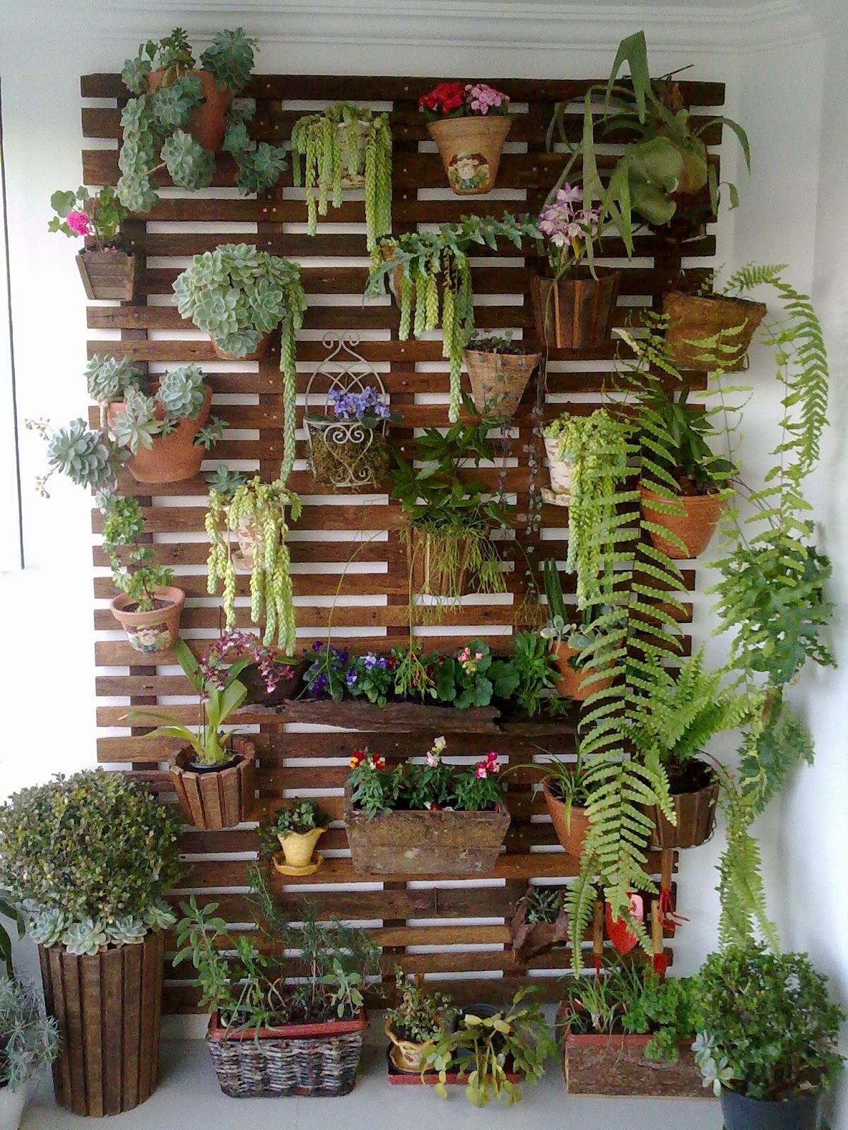 mini jardim vertical : mini jardim vertical:Vertical Wall Garden Design