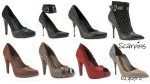 sapatos scarpins 2