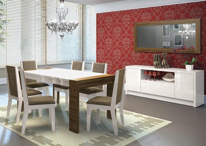 Copa De Sala De Jantar ~ Conjunto de sala de jantar, são várias peças  Moda e ConfortoModa