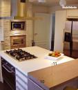 cozinha com ilha no centro 8