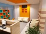 decoracao de sala de espera 1