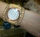 pulseiras de couro para relogios femininas 2